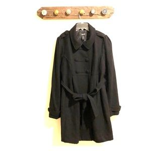 H&M Mama Wool coat